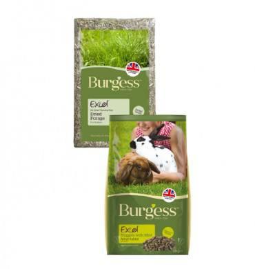 New Food Range: Burgess Excel