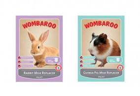 Wombaroo Milk Replacers