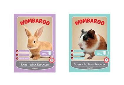 Wombaroo Milk Replacers