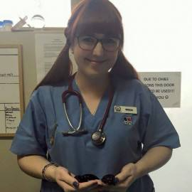 Vet Nurse Melissa