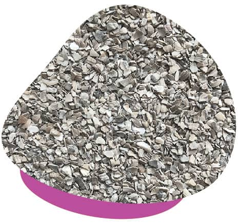 Turtle grit grey